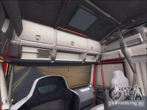 Iveco Stralis HiWay 560 E6 6x4 для GTA San Andreas колёса