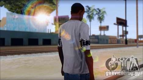 Tapout T-Shirt для GTA San Andreas второй скриншот