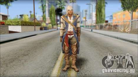 Connor Kenway Assassin Creed III v1 для GTA San Andreas
