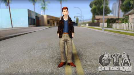 Vance from Bully Scholarship Edition для GTA San Andreas