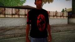 Uchiha Itachi T-Shirt для GTA San Andreas