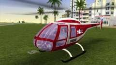 Ми-34 для GTA Vice City