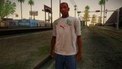 Algerian Football T-Shirt для GTA San Andreas