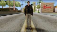 Leon Kennedy from Resident Evil 6 v4 для GTA San Andreas