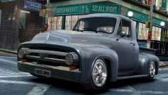 Ford FR100 Stance