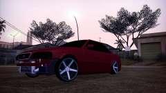 Toyota Chaser Tourer V korch для GTA San Andreas