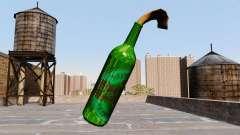 Коктейль Молотова -Heineken-