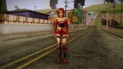 Kai from Samurai Warriors 3 для GTA San Andreas