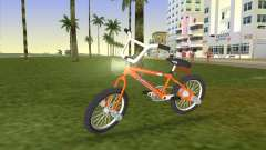 BMX from GTA San Andreas для GTA Vice City