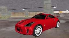 Nissan 350z Tuned для GTA Vice City