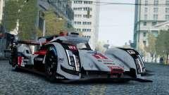 Audi R18 E-tron Quattro для GTA 4