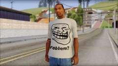 Troll problem T-Shirt