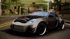 Nissan 350z Angel Beast Itasha Edition