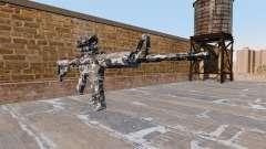 Автоматический карабин М4А1 City Camo для GTA 4