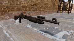 Ружьё Benelli M3 Super 90 ce digital для GTA 4