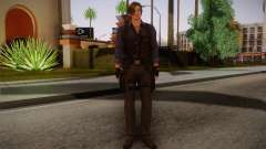 Leon Kennedy from Resident Evil 6 для GTA San Andreas