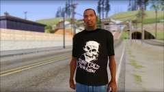 Rey Mystirio T-Shirt для GTA San Andreas
