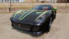 Ferrari 599 GTO PJ1 для GTA 4
