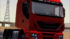 Iveco Stralis HiWay 560 E6 6x4 для GTA San Andreas