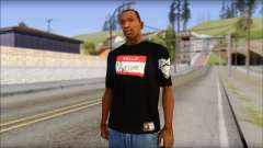 I am Awesome T-Shirt для GTA San Andreas