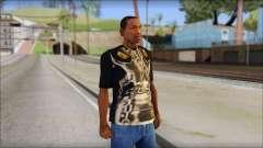 Randy Orton T-Shirt для GTA San Andreas