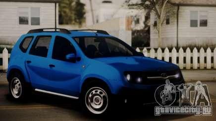 Lada Duster для GTA San Andreas