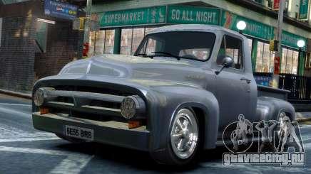 Ford FR100 Stance для GTA 4