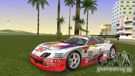 Toyota Supra RZ JZA80 Super GT Type 6 для GTA Vice City