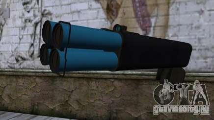 M20 BRS Rocket Launcher для GTA San Andreas