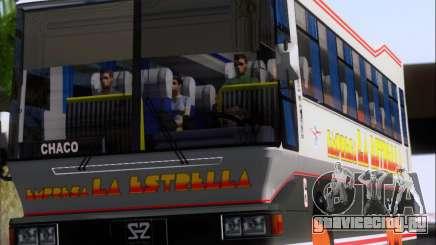San Antonio Augusto - Empresa La Estrella для GTA San Andreas