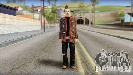 Biker from Avenged Sevenfold 3 для GTA San Andreas