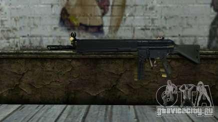Mexican Army G-3 для GTA San Andreas