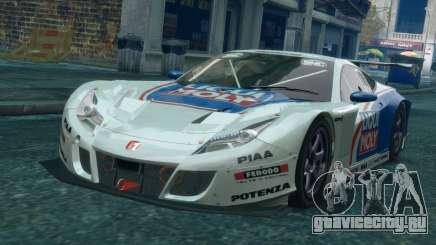 Honda HSV-010 GT для GTA 4