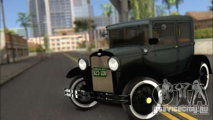 Ford T 1927 для GTA San Andreas