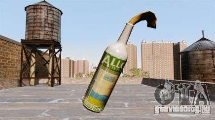 Коктейль Молотова -Allgauer- для GTA 4