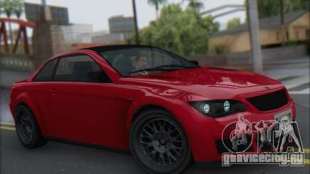 Übermacht Sentinel XS для GTA San Andreas