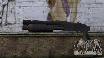 Sawnoff Shotgun from GTA 5 для GTA San Andreas