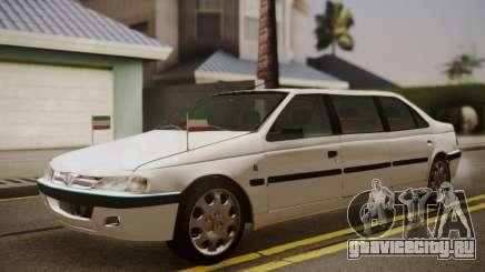 Peugeot Pars Limouzine для GTA San Andreas