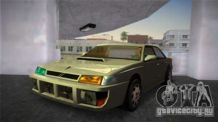Sultan from GTA San Andreas для GTA Vice City