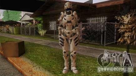 Suit from Vanquish для GTA San Andreas