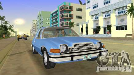 AMC Pacer DL 1978 для GTA Vice City