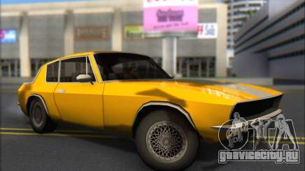 Jensen Intercepter 1971 Fast And Furious 6 для GTA San Andreas