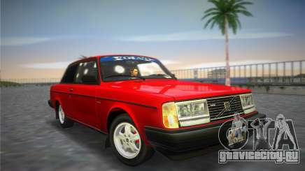 Volvo 242 Turbo Evolution для GTA Vice City