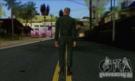 Рядовой Мотострелковых Войск. САР v2 для GTA San Andreas второй скриншот