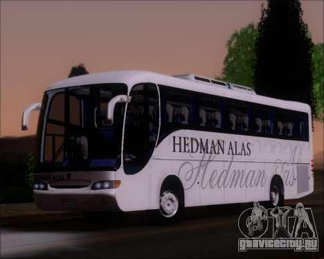 Comil Champione 2005 Hedman Alas для GTA San Andreas