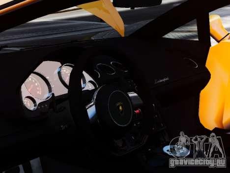 Lamborghini Gallardo LP560-4 для GTA 4 вид сбоку