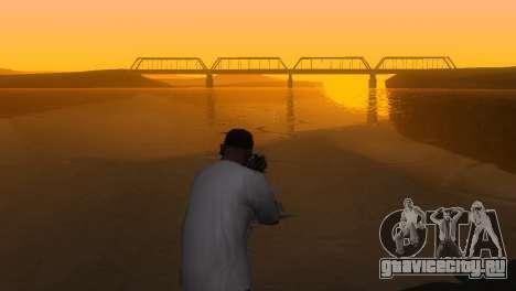 Bright ENB Series v0.1 Alpha by McSila для GTA San Andreas третий скриншот