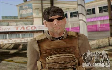Frost from ArmA II: PMC для GTA San Andreas третий скриншот