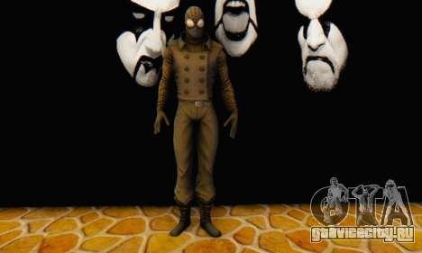Skin The Amazing Spider Man 2 - DLC Noir для GTA San Andreas четвёртый скриншот