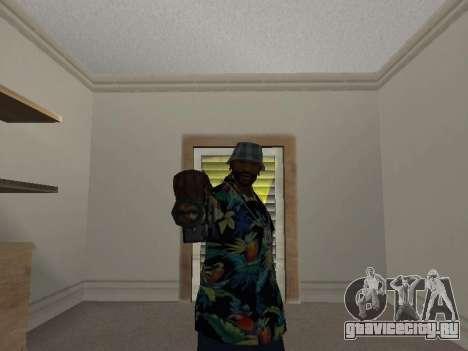 Поза гангстера для GTA San Andreas четвёртый скриншот